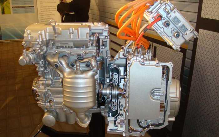 New 2023 Chevrolet Volt Engine