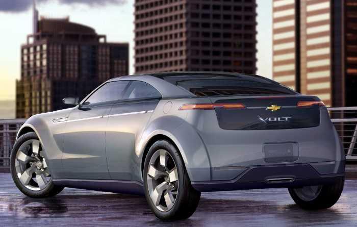 New 2023 Chevrolet Volt Exterior