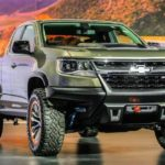 New Chevrolet Colorado 2023 Exterior