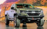 New Chevrolet Colorado 2023 Exterior