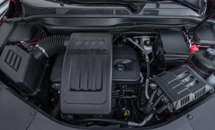 New Chevrolet Equinox 2023 Engine