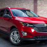 New Chevrolet Equinox 2023 Exterior