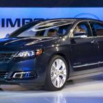 New Chevrolet Impala 2023 Exterior