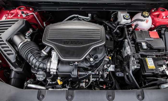 New Chevy Blazer 2023 Engine
