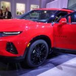 New Chevy Blazer 2023 Exterior