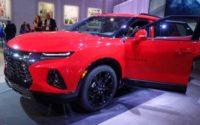 New Chevy Blazer 2023 Exterior