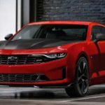 New Chevy Camaro 2023 Exterior