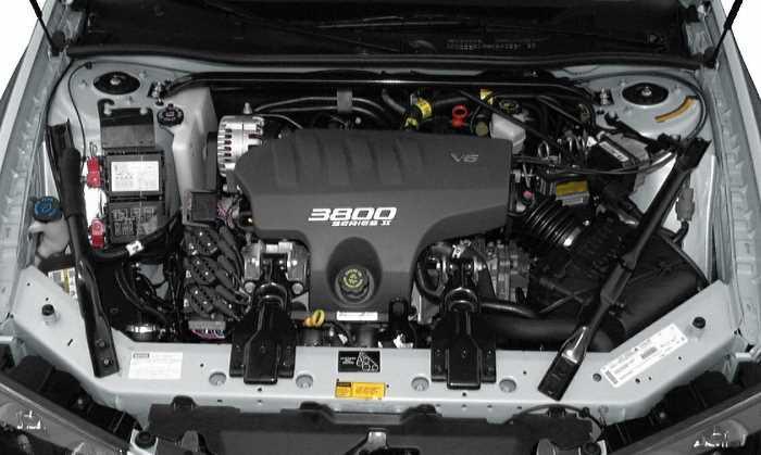 New Chevy Impala 2023 Engine