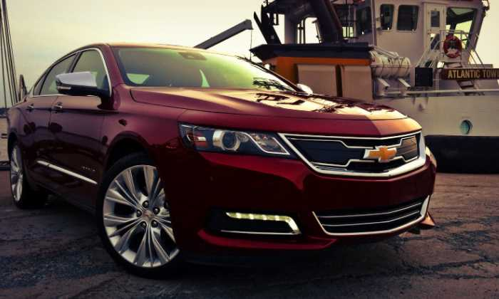New Chevy Impala 2023 Exterior