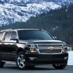 New Chevy Suburban 2023 Exterior