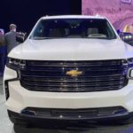 The New 2023 Chevy Tahoe Exterior